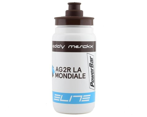 Elite Fly Team Water Bottle (White) (AG2R) (18.5oz)