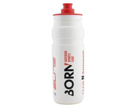 Elite Fly Team Water Bottle (White) (Team Sunweb) (25oz)
