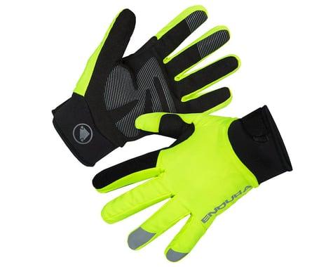 Endura Strike Gloves (Hi-Viz Yellow) (XL)