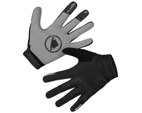 Endura SingleTrack Windproof Gloves (Black) (XL)