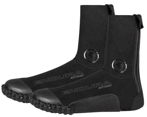Endura MT500 Mountain Overshoe Shoe Covers (Black) (L)