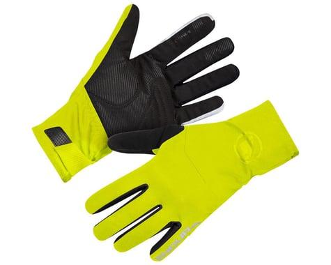 Endura Deluge Gloves (Hi-Vis Yellow) (XL)