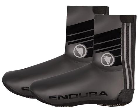 Endura Road Overshoe Shoe Covers (Black) (XL)
