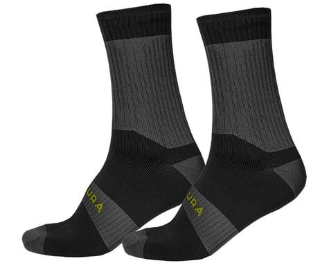 Endura Hummvee Waterproof Socks II (Black) (S/M)