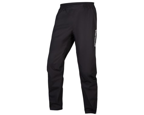 Endura Hummvee Transit Waterproof Cycling Rain Pants (Black) (M)