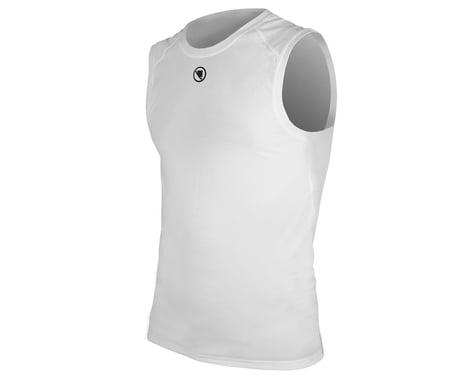 Endura Men's Translite Sleeveless Base Layer (White) (L)