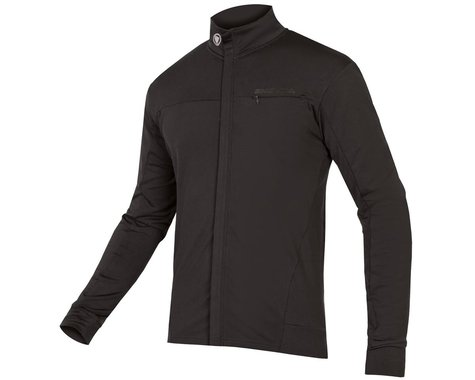 Endura Xtract Roubaix Long Sleeve Jersey (Black) (M)