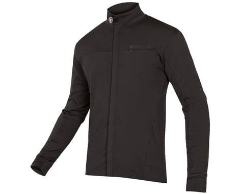 Endura Xtract Roubaix Long Sleeve Jersey (Black) (2XL)