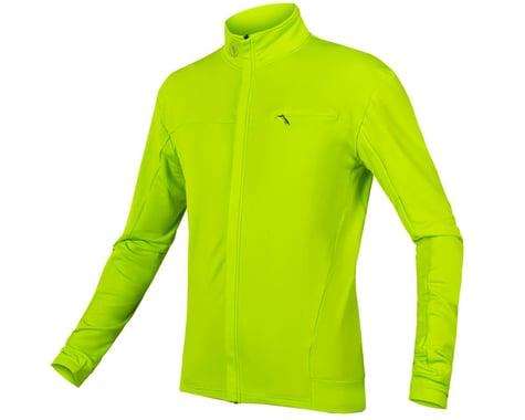 Endura Xtract Roubaix Long Sleeve Jersey (Hi-Vis Yellow) (M)