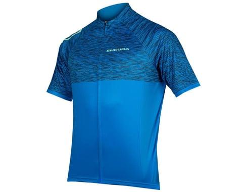Endura Hummvee Ray Short Sleeve Jersey (Azure Blue) (S)