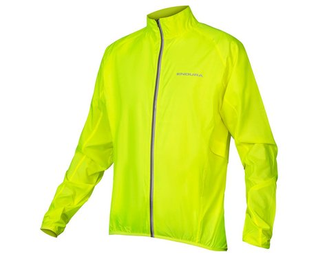 Endura Pakajak Jacket (Hi-Vis Yellow) (S)