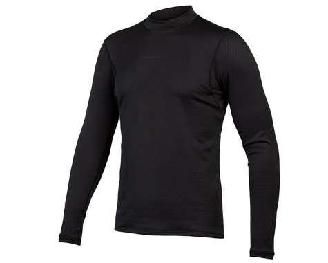 Endura Transloft Long Sleeve Base Layer (Black) (L)