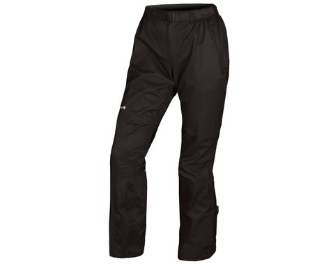 Endura Women's Gridlock II Rain Pants (Black) (XL)