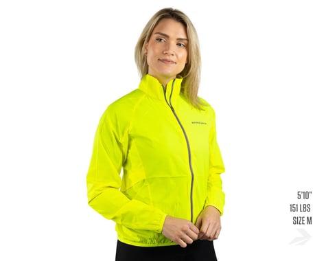Endura Women's Pakajak Jacket (Hi-Vis Yellow) (S)