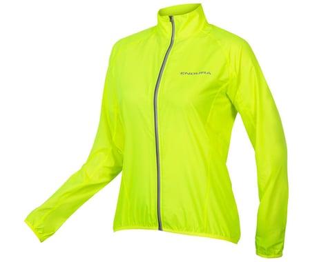 Endura Women's Pakajak Jacket (Hi-Vis Yellow) (XL)