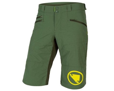 Endura SingleTrack Short II (Forest Green) (XL)