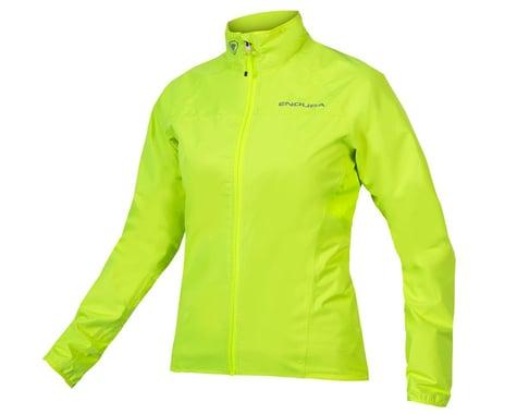 Endura Women's Xtract Jacket II (Hi-Viz Yellow) (XS)
