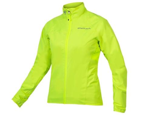 Endura Women's Xtract Jacket II (Hi-Viz Yellow) (2XL)