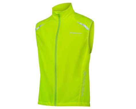 Endura Men's Hummvee Gilet Vest (Hi-Vis Yellow) (M)