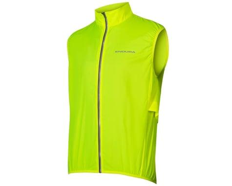 Endura Pakagilet Vest (Hi-Vis Yellow) (XS)