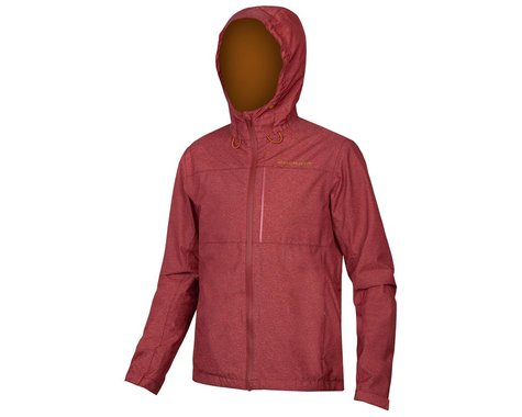 Endura Hummvee Waterproof Hooded Jacket (Cocoa) (M)