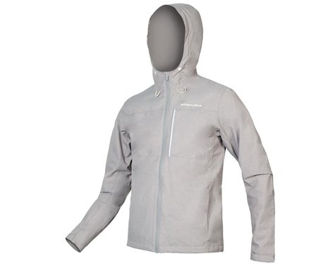 Endura Hummvee Waterproof Hooded Jacket (Fossil) (2XL)