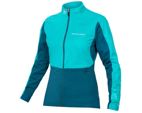 Endura Women's Windchill Jacket II (Pacific Blue) (XS)