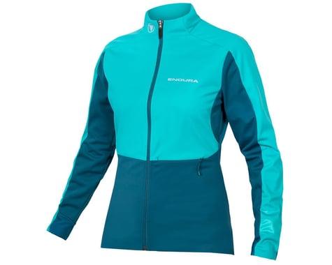 Endura Women's Windchill Jacket II (Pacific Blue) (XL)