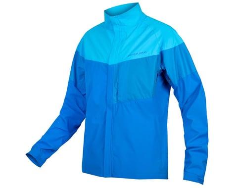 Endura Urban Luminite Jacket II (Hi-Vis Blue) (2XL)