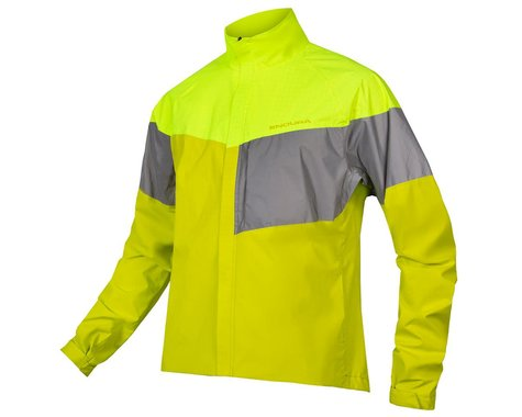 Endura Urban Luminite Jacket II (Hi-Vis Yellow) (L)