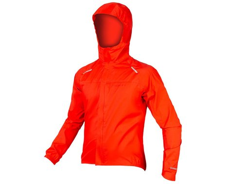 Endura GV500 Waterproof Jacket (Paprika) (L)