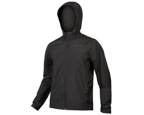 Endura Hummvee Windproof Shell Jacket (Black) (L)