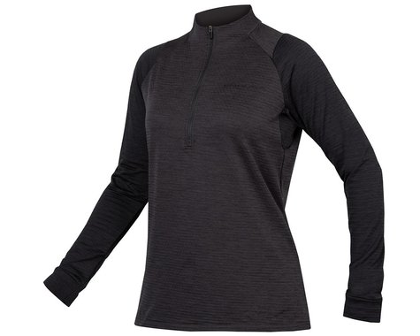 Endura Women's Singletrack Fleece (Black) (L)