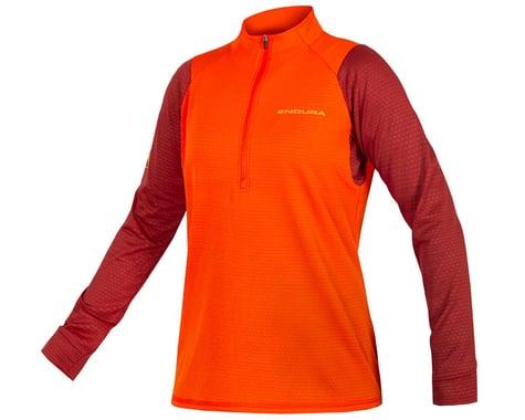 Endura Women's Singletrack Fleece (Paprika) (L)