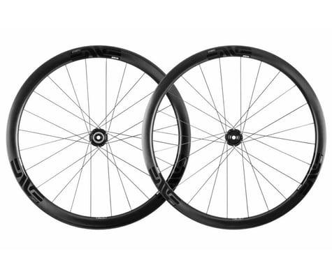 Enve SES 3.4AR Carbon Wheelset (Black) (Shimano/SRAM 11spd Road) (12 x 100, 12 x 142mm) (700c / 622 ISO)