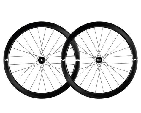 Enve 45 Foundation Series Disc Brake Wheelset (Black) (SRAM XDR) (12 x 100, 12 x 142mm) (700c / 622 ISO)