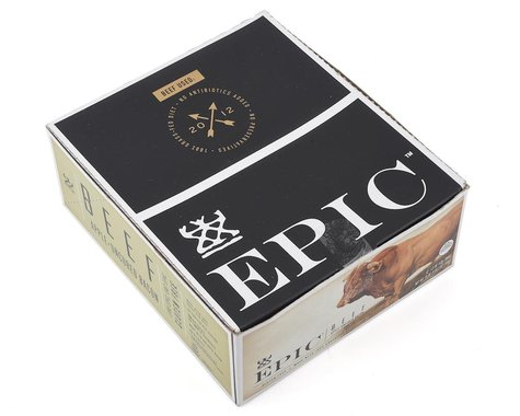 Epic Provisions Beef Apple Bacon Bar (12   1.5oz Packets)
