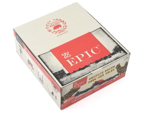 Epic Provisions Bacon and Egg Yolk Bar (12 | 1.5oz Packets)