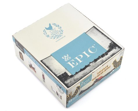 Epic Provisions Chicken Egg Yolk and Apple Bar (12 | 1.5oz Packets)