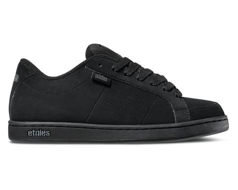 Etnies Kingpin Flat Pedal Shoes (Black/Black) (10.5)