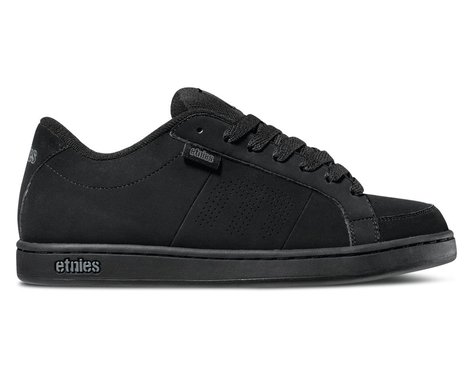 Etnies Kingpin Flat Pedal Shoes (Black/Black) (11)