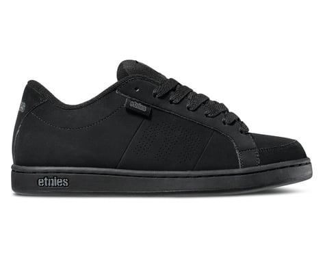 Etnies Kingpin Flat Pedal Shoes (Black/Black) (12)