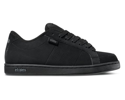 Etnies Kingpin Flat Pedal Shoes (Black/Black) (9)