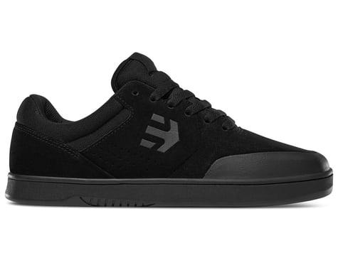 Etnies Marana Michelin Flat Pedal Shoes (Black/Black/Black) (10)