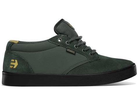 Etnies Jameson Mid Crank Flat Pedal Shoes (Dark Green) (9)