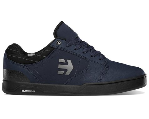 Etnies Camber Crank Flat Pedal Shoes (Navy/Black) (9)