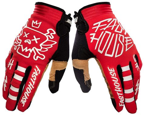 Fasthouse Inc. Speed Style Stomp Glove (Red) (L)