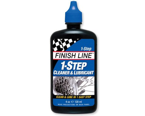 Finish Line 1-Step Chain Cleaner & Lubricant (Bottle) (4oz)