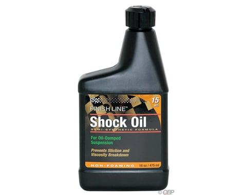 Finish Line Semi-Synthetic Shock Oil (15wt) (16oz)