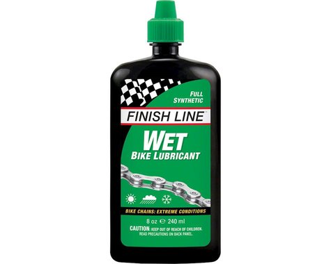 Finish Line Wet Chain Lube (Bottle) (8oz)